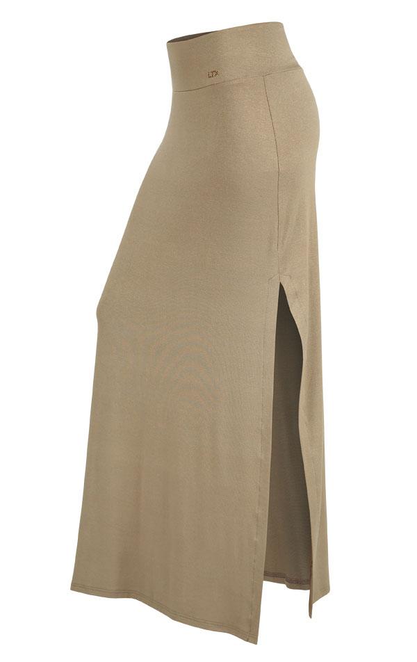 Sukňa dámska dlhá. 58077 | Šaty a sukne LITEX