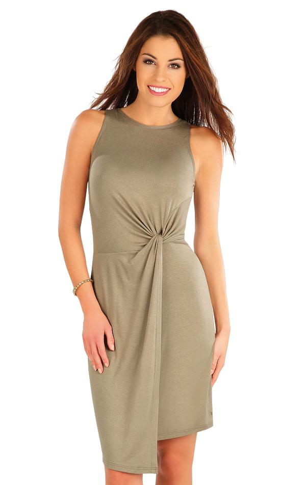 Šaty dámske bez rukávov. 58079 | Šaty a sukne LITEX
