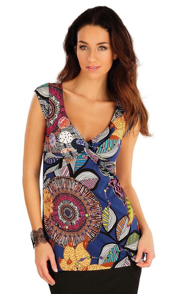 Tričko dámske s krátkym rukávom. 58081 | Tričká, topy, tielka LITEX