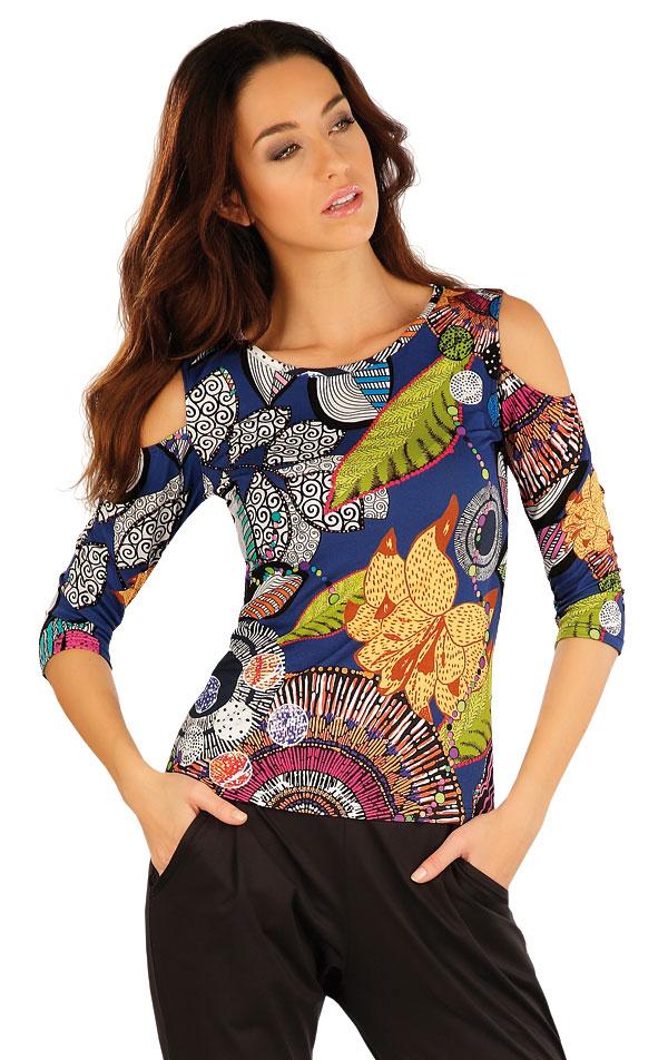 Tričko dámske s 3/4 rukávom. 58082 | Tričká, topy, tielka LITEX