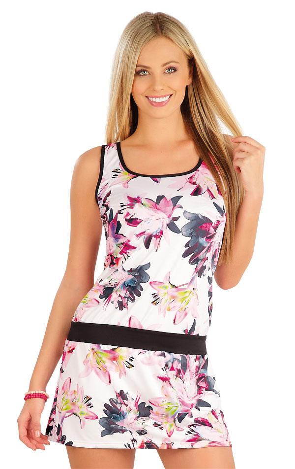 Šaty dámske bez rukávov. 58100 | Šaty a sukne LITEX