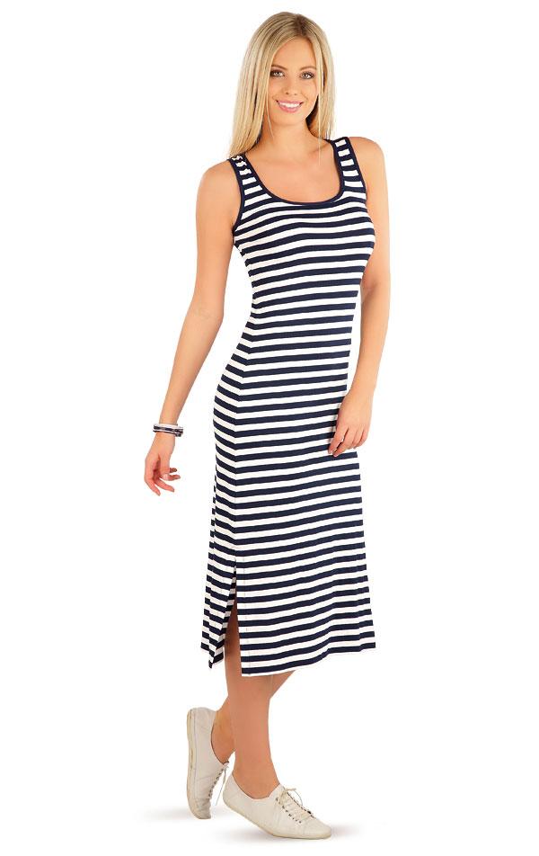 Šaty dámske bez rukávov. 58137 | Šaty a sukne LITEX
