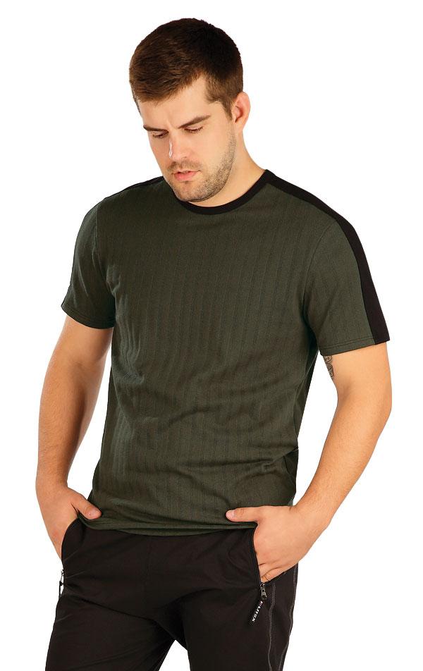 Tričko pánske s krátkym rukávom. 58253   Pánske oblečenie LITEX