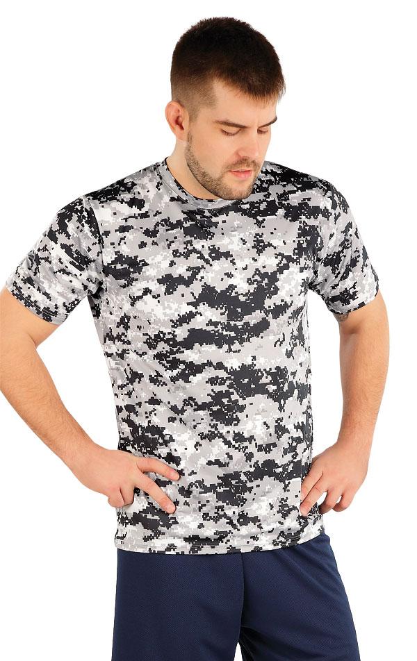 Tričko pánske s krátkym rukávom. 58257 | Pánske oblečenie LITEX