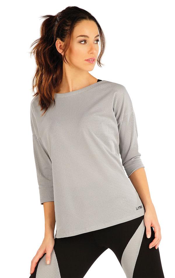 Tričko dámske s 3/4 rukávom. 58299 | Tričká, topy, tielka LITEX