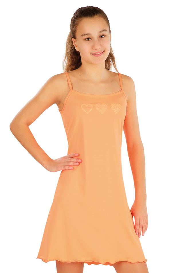 Šaty detské na ramienka. 58355 | Detské oblečenie LITEX