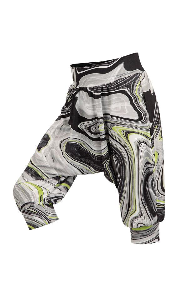Nohavice dámske 3/4 s nízkym sedom. 58359 | Detské oblečenie LITEX