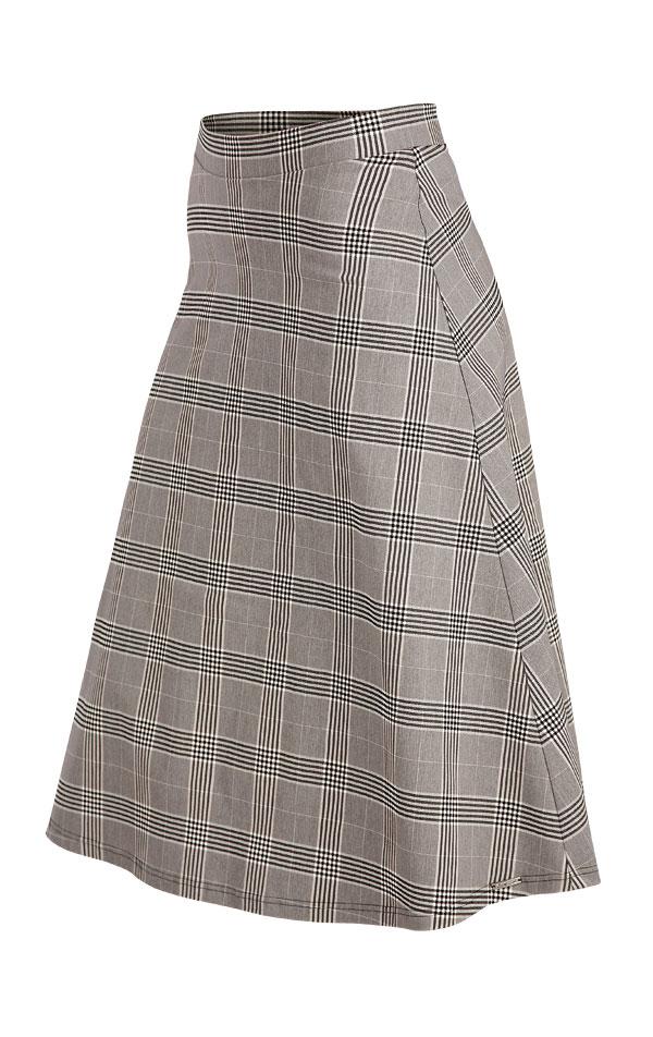 Sukňa dámska. 5A001 | Šaty, sukne, tuniky LITEX