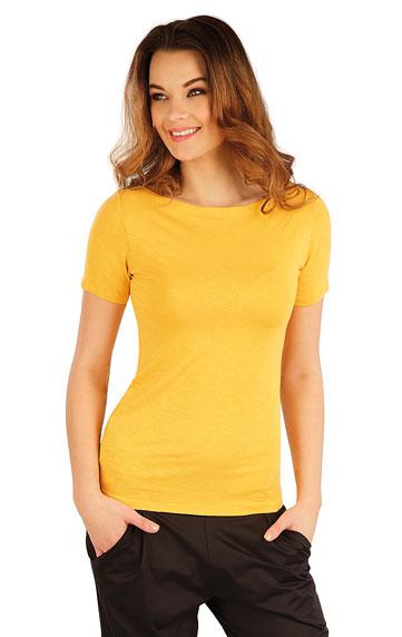 Tielka, trička, halenky > Tričko dámske s krátkym rukávom. 5A015