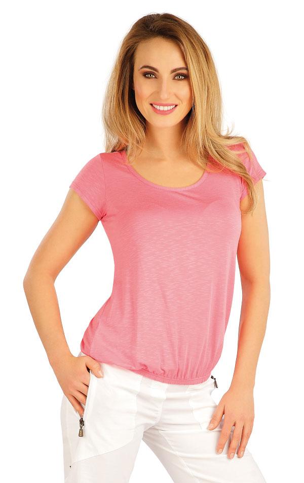 Tričko dámske s krátkym rukávom. 5A020   Tielka, trička, halenky LITEX