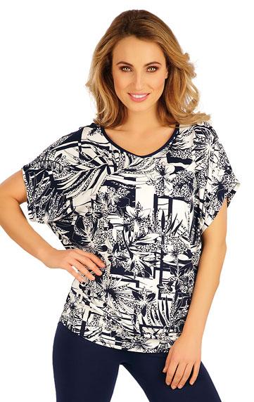 Tielka, trička, halenky > Tričko dámske s krátkym rukávom. 5A025