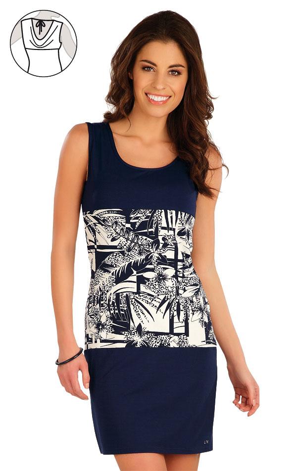 Šaty dámske bez rukávov. 5A029 | Šaty, sukne, tuniky LITEX