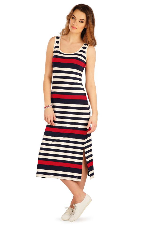 Šaty dámske dlhé bez rukávov. 5A043 | Šaty, sukne, tuniky LITEX