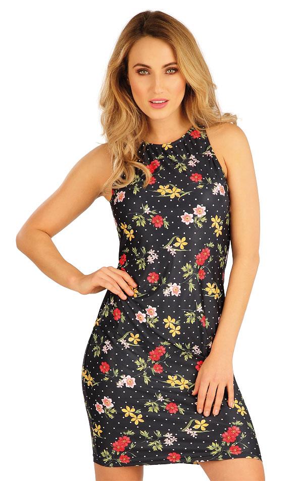 Šaty dámske bez rukávov. 5A054 | Šaty, sukne, tuniky LITEX