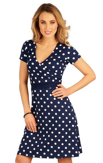 Šaty a sukne > Šaty dámske s krátkym rukávom. 5A069