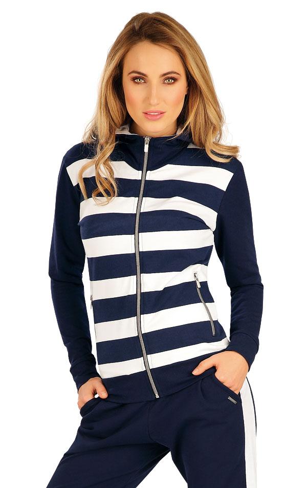 Mikina dámska s kapucňou. 5A095 | Bundy, vesty, kabátiky LITEX