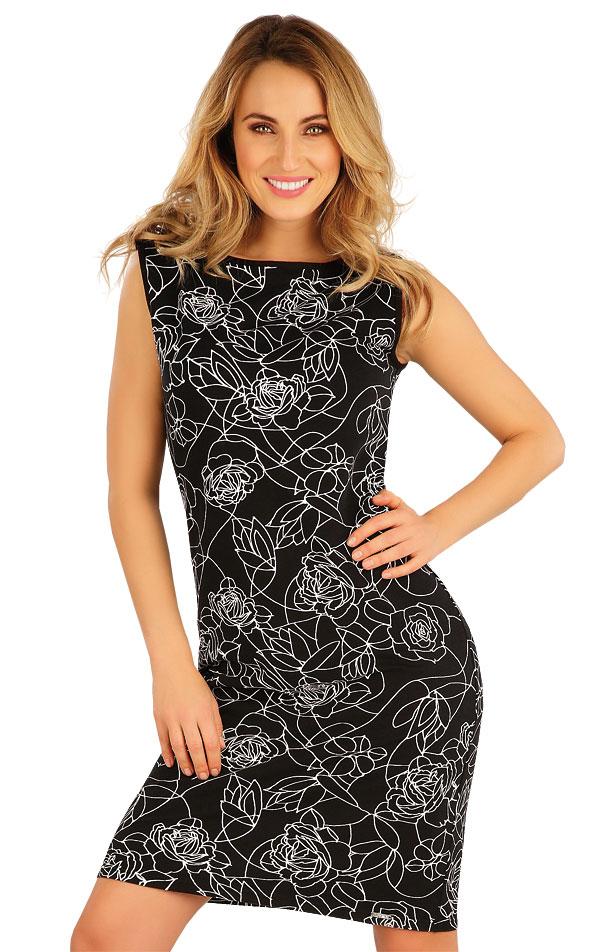 Šaty dámske bez rukávov. 5A111 | Šaty a sukne LITEX