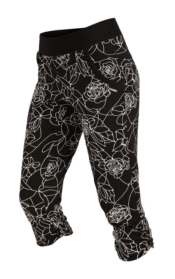 Nohavice dámske bedrové v 3/4 dĺžke. 5A114   Legíny, nohavice, kraťasy LITEX