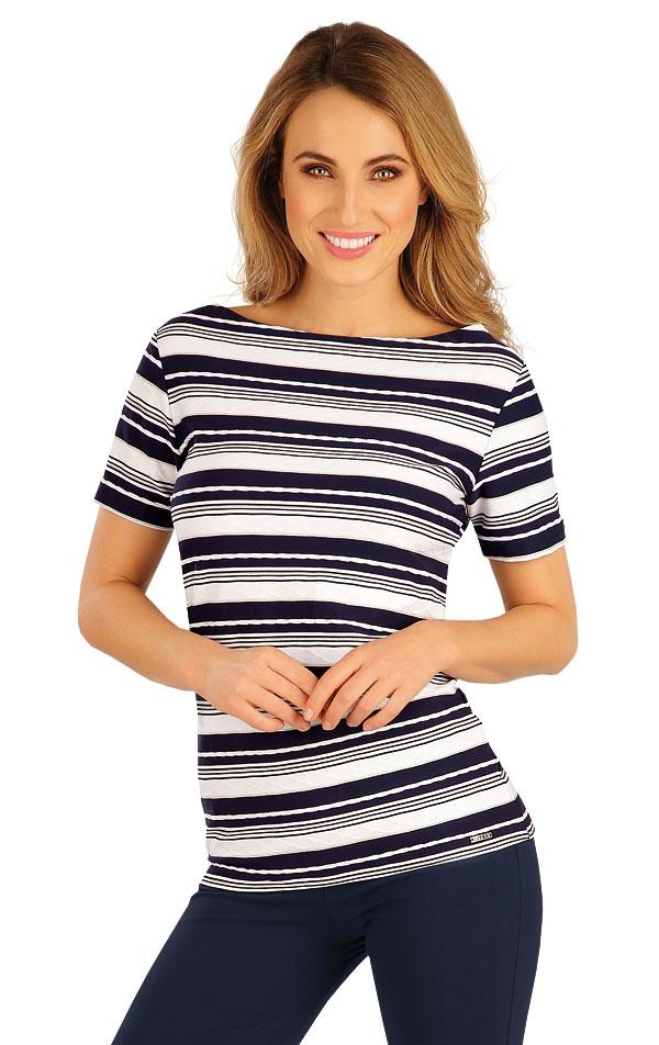 Tričko dámske s krátkym rukávom. 5A117 | Tielka, trička, halenky LITEX
