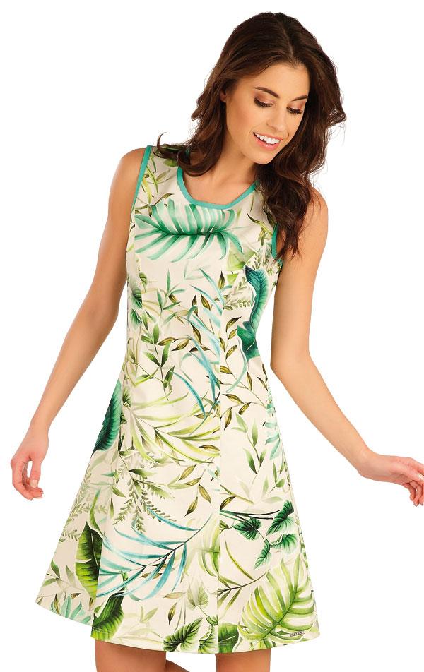 Šaty dámske bez rukávov. 5A122 | Šaty, sukne, tuniky LITEX