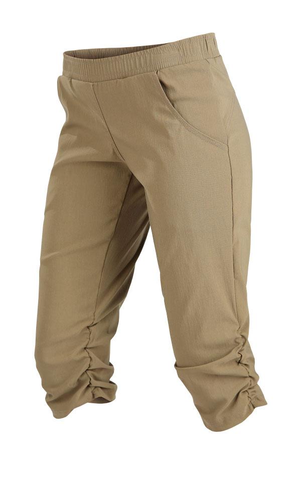 Nohavice dámske bedrové v 3/4 dĺžke. 5A152 | Legíny, nohavice, kraťasy LITEX