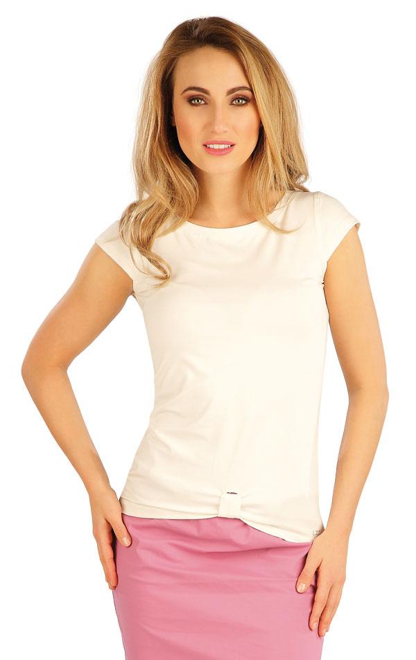 Tričko dámske s krátkym rukávom. 5A165 | Tielka, trička, halenky LITEX