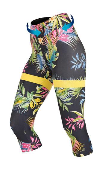 Fitness oblečenie > Legíny dámske v 3/4 dĺžke. 5A188