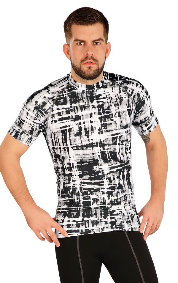 Tričko pánske s krátkym rukávom. 5A194 | Trička, tielka LITEX