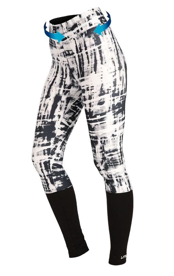 Legíny dámske dlhé. 5A201   Dámske oblečenie -  zľava LITEX