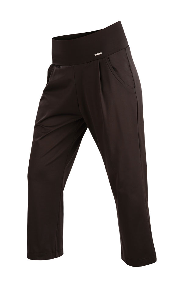 Nohavice dámske v 7/8 dĺžke. 5A231 | Legíny, nohavice, kraťasy LITEX