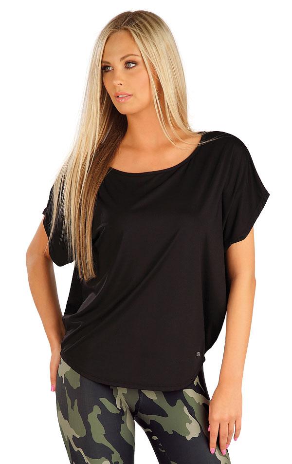 Tričko dámske s krátkym rukávom. 5A239 | Tričká, topy, tielka LITEX
