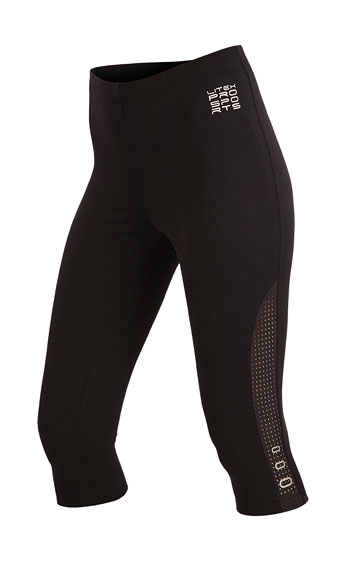Bežecké oblečenie > Funkčné legíny dámske v 3/4 dĺžke. 5A252