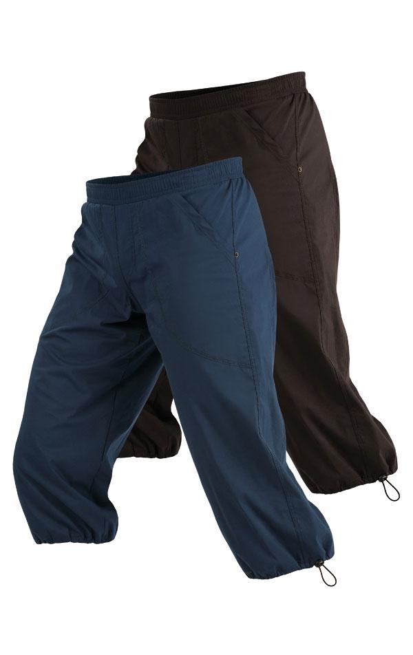 Nohavice pánske v 3/4 dĺžke. 5A310 | Nohavice, tepláky, kraťasy LITEX