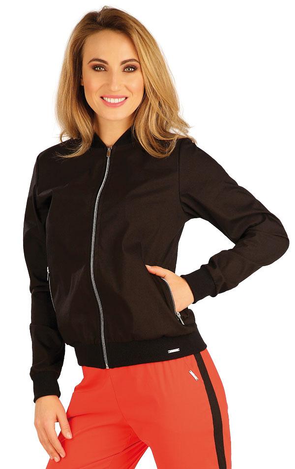 Bunda dámska na zips. 5A315 | Bundy, vesty, kabátiky LITEX