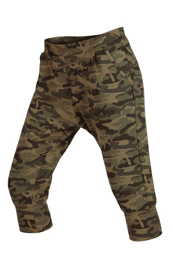 Nohavice dámske 3/4 so znížením sedom. 5A327 | Nohavice LITEX LITEX
