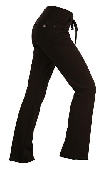 Nohavice LITEX > Tepláky dámske dlhé do pása. 5A336