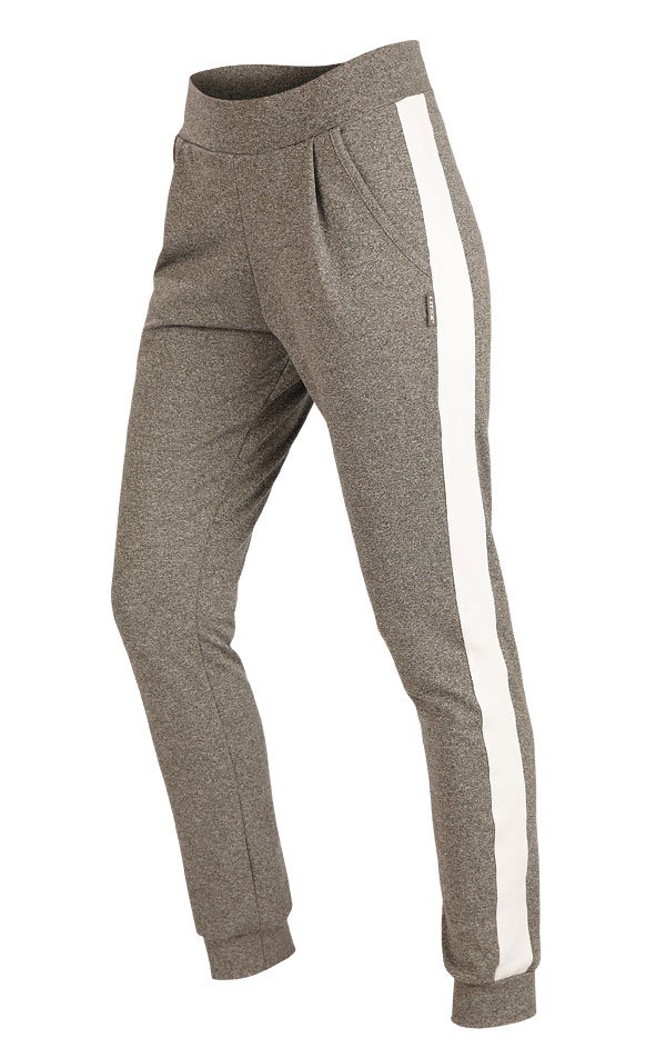 Tepláky dámske dlhé. 5A343 | Nohavice zateplené, nohavice softshellové LITEX