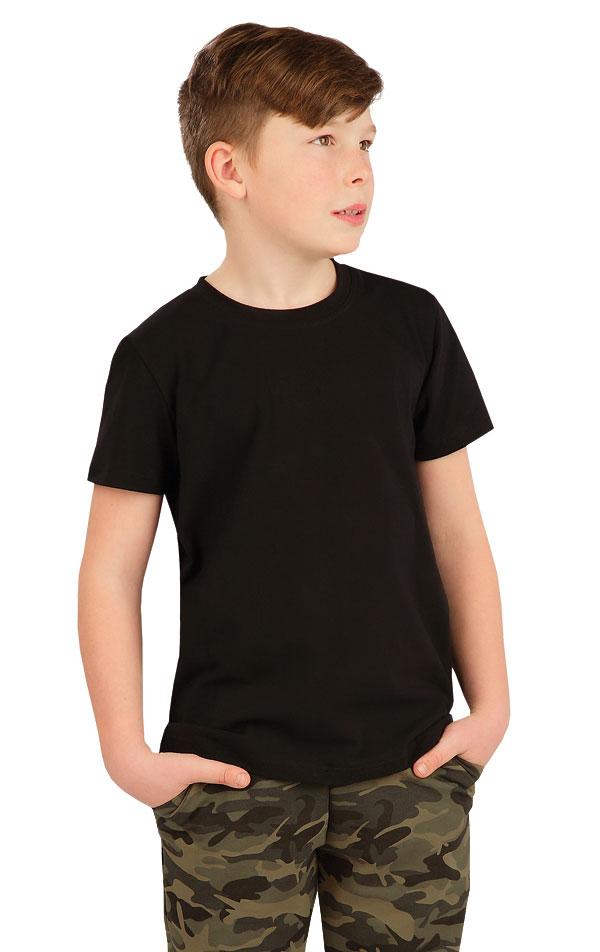 Tričko detské s krátkym rukávom. 5A386 | Dámske oblečenie -  zľava LITEX