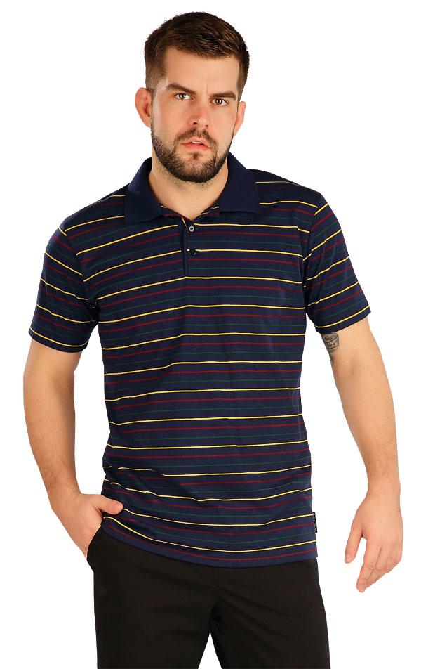 Polo tričko pánske s krátkym rukávom. 5A404 | Trička, tielka LITEX