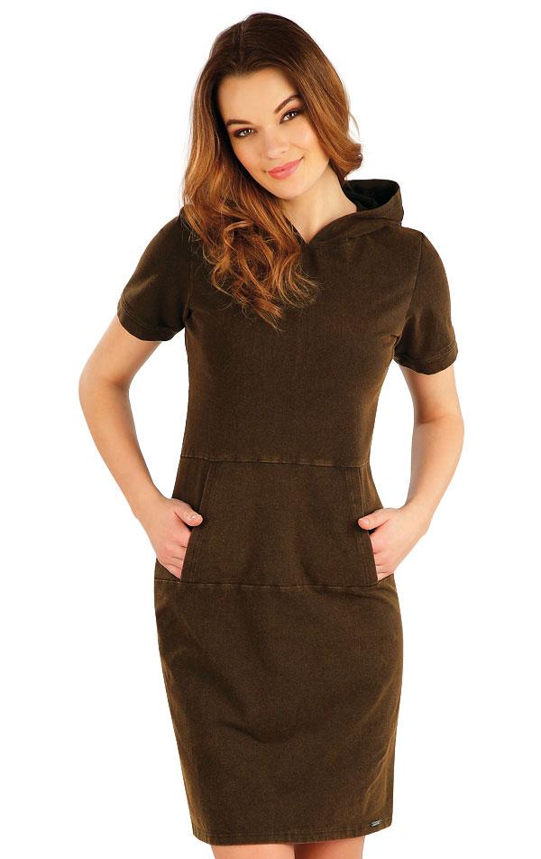 Šaty dlhé s krátkym rukávom. 5A412 | Šaty, sukne, tuniky LITEX