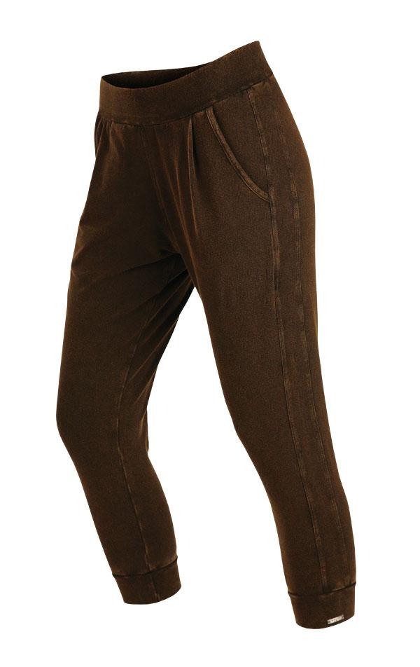 Nohavice dámske 7/8 so sníženým sedom. 5A413 | Športové nohavice, tepláky, kraťasy LITEX