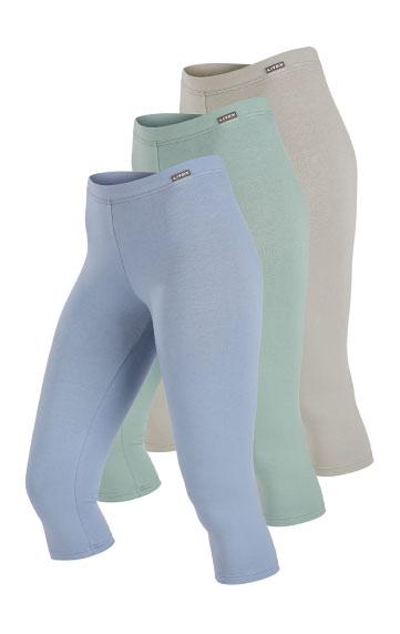 Fitness oblečenie > Legíny dámske v 3/4 dĺžke. 5A460