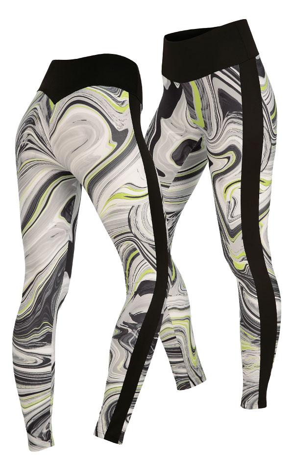 Dámské běžecké kalhoty. 5A465 | Legíny dlhé LITEX