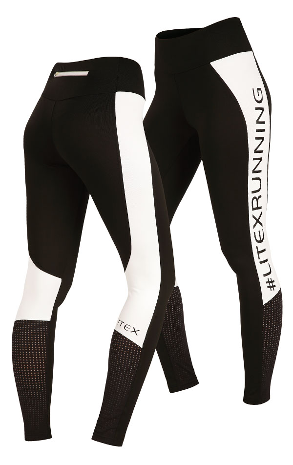 Dámske bežecké nohavice. 5A468   Legíny dlhé LITEX