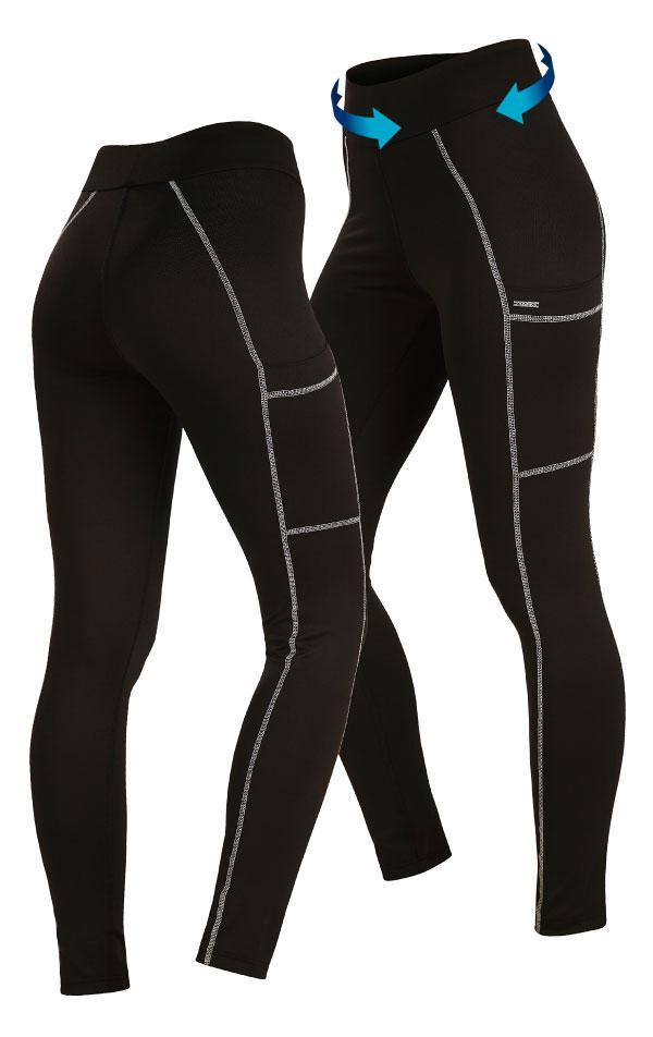 Dámske bežecké nohavice. 5A470 | Legíny dlhé LITEX