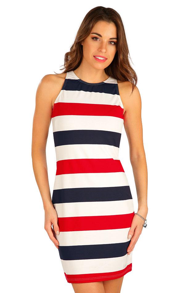 Šaty dámske bez rukávov. 5B010 | Šaty, sukne, tuniky LITEX