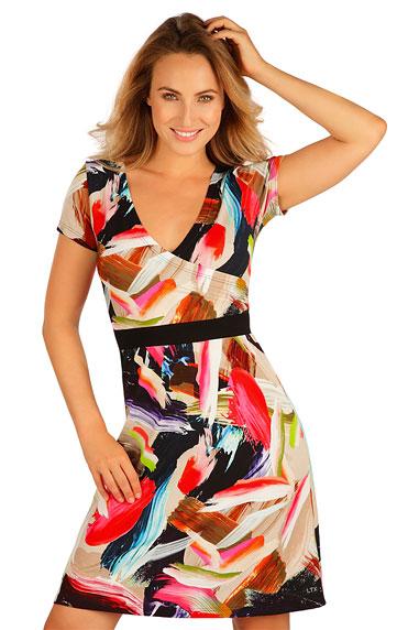 Dámske oblečenie > Šaty dámske s krátkym rukávom. 5B022