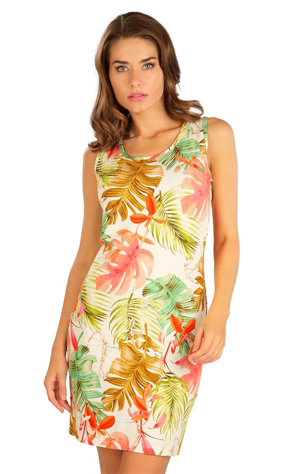 Šaty dámske bez rukávov. 5B043 | Šaty, sukne, tuniky LITEX