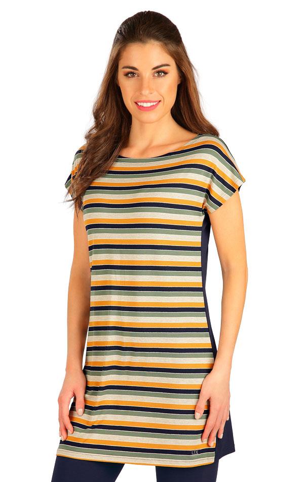 Tunika dámska so spadnutým rukávom. 5B054 | Šaty, sukne, tuniky LITEX