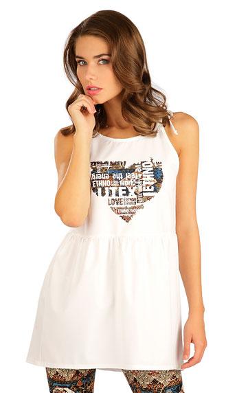Tielka, trička, halenky > Blúzka na ramienka. 5B058